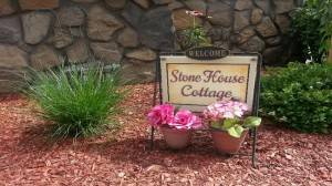 Stone House sign